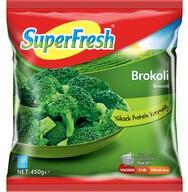 Dondurulmuş Superfresh Brokoli 450 gr