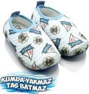Twigy Yat Mavi Çocuk Deniz Ayakkabısı 22-23 Numara