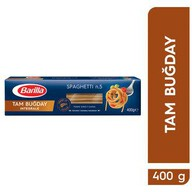 Barilla Tam Buğday Spaghetti 400 gr