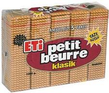 Eti Petit Beurre 1 kg