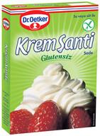 Dr. Oetker Glutensiz Krem Şanti 75 gr