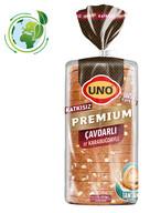 Uno Premium Çavdarlı & Karabuğdaylı Ekmek 350 gr