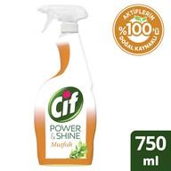 Cif Power & Shine Sprey Mutfak 750 ml