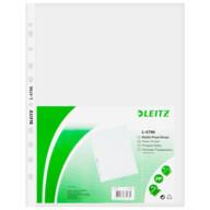 Leitz A4 Delikli Şeffaf Poşet Dosya 100'lü Paket