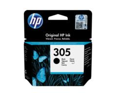HP 305 Siyah Mürekkep Kartuşu (3YM61AE)