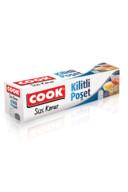 Cook Kilitli Buzdolabı Poşeti 10 Adet