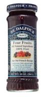 St.Dalfour 4 Meyveli Reçel 284 gr