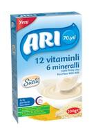 Arı 12 Vitaminli 6 Mineralli Sütlü Pirinçli 200 gr