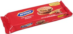 McVitie's Tam Buğdaylı Sütlü Çikolatalı 102 gr
