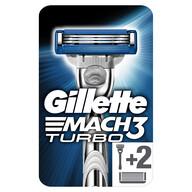 Gillette Mach3 Turbo Makine Yedekli