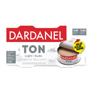 Dardanel Light Ton Balığı 2x150 gr