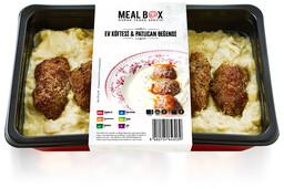 Meal Box Hazır Yemek Ev Köftesi & Patlıcan Beğendi 375 gr