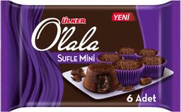 Ülker O'lala Sufle Mini 162 gr