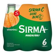 Sırma C+ Mandalina 6x200 ml