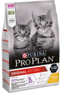 Pro Plan Kitten Tavuk Etli Yavru Kedi Maması 3 kg