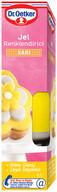 Dr. Oetker Sarı Renklendirici Jel 10 gr