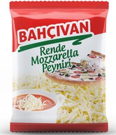 Bahçıvan Rende Mozzarella Peyniri 200 gr