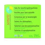 Sonett Organik Bulaşık Makinesi Tableti 25x20 gr