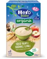 Hero Baby Organik Yulaf Elmalı 200 gr