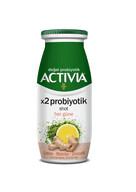 Activia Shot Limon&Zencefil&Matcha 80 ml