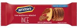 McVitie's İnce Tam Buğdaylı Sütlü Çikolatalı 93 gr
