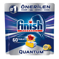 Finish Quantum Tablet 60'lı Limon