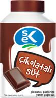Sek Çikolatalı Pastörize Süt 200 ml