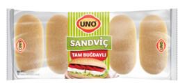 Uno Tam Buğdaylı Sandviç Ekmeği 350 gr
