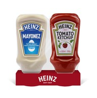 Heinz Ketçap 250 Gr ve Mayonez 215 Gr ikili Set