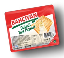 Bahçıvan Dilimli Tost Peyniri 225 gr