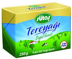 Sütaş Pastorize Tereyağ 250 gr