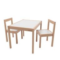 Bienwood Bie-6001 Çocuk Masa Sandalye Takımı