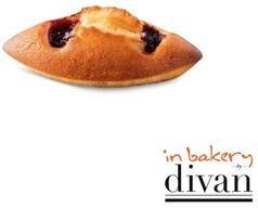 Vişneli Mekik Kek 4'lü- In Bakery by Divan