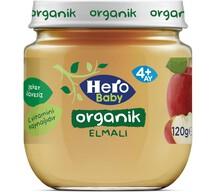 Hero Baby Organik Elmalı 120 gr