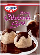 Dr. Oetker Bitter Çikolatalı Tatlı Sos 125 gr