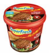 Dondurulmuş Superfresh Dana Burger 500 gr