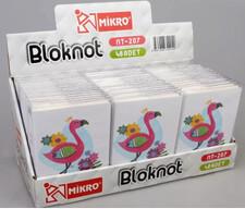 Mikro Nt-207 Çizgili Bloknot Not Defteri