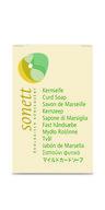 Sonett Organik Bitkisel Kalıp Sabun Hindistan Cevizi ve Hurma Özlü 100 gr