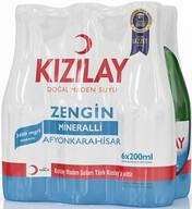 Kızılay Sade Maden Suyu 6x200 ml (Afyon)