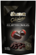 Ülker Pul Çikolata %54 Bitter 120 gr