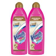 Vanish Kosla Elde Halı Şampuanı 2x850 ml