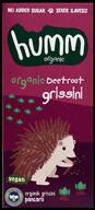 Humm Organic Pancarlı Vegan Grissini 75 gr