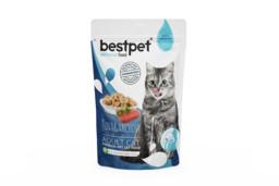 Bestpet Ton Balık ve Sardalyalı Kedi Yaş Mama 85 g